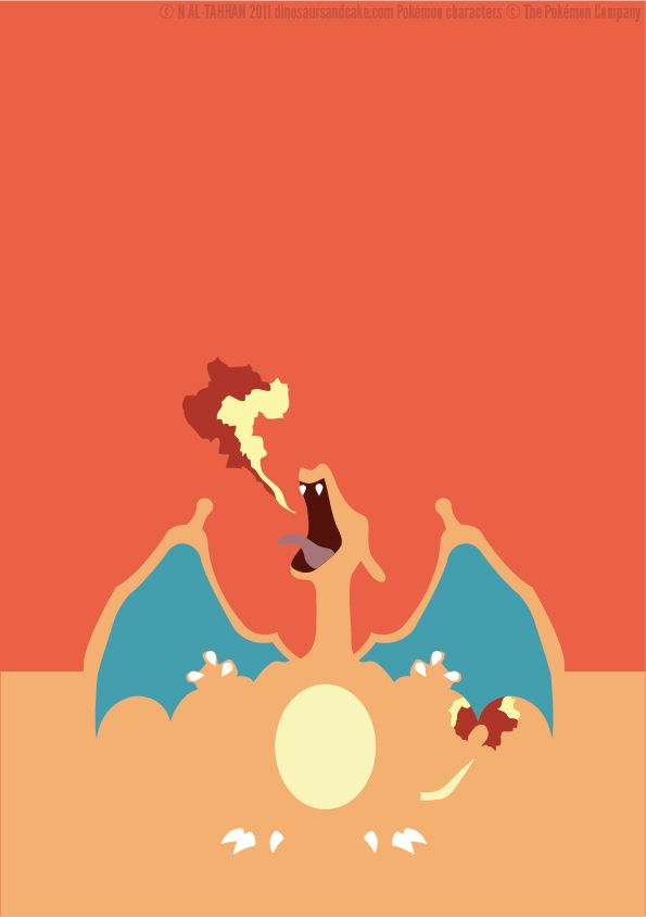 Essence Of Pokemon Charizard
