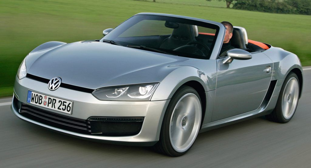 VW Reportedly Considering An Electric Sports Car, May