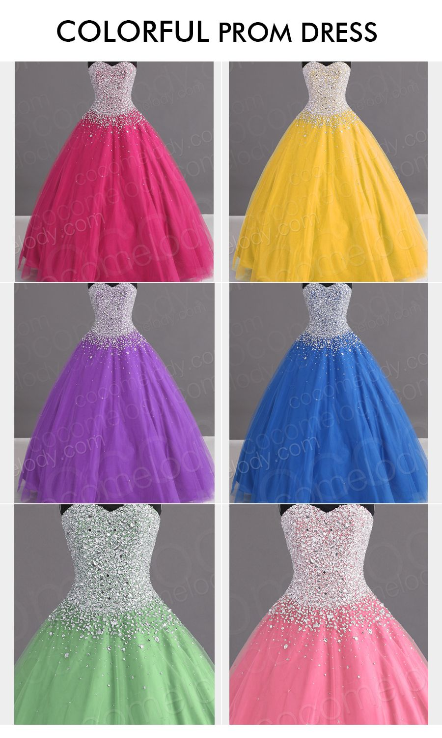 Amazing party dress many colors available click to see more colors