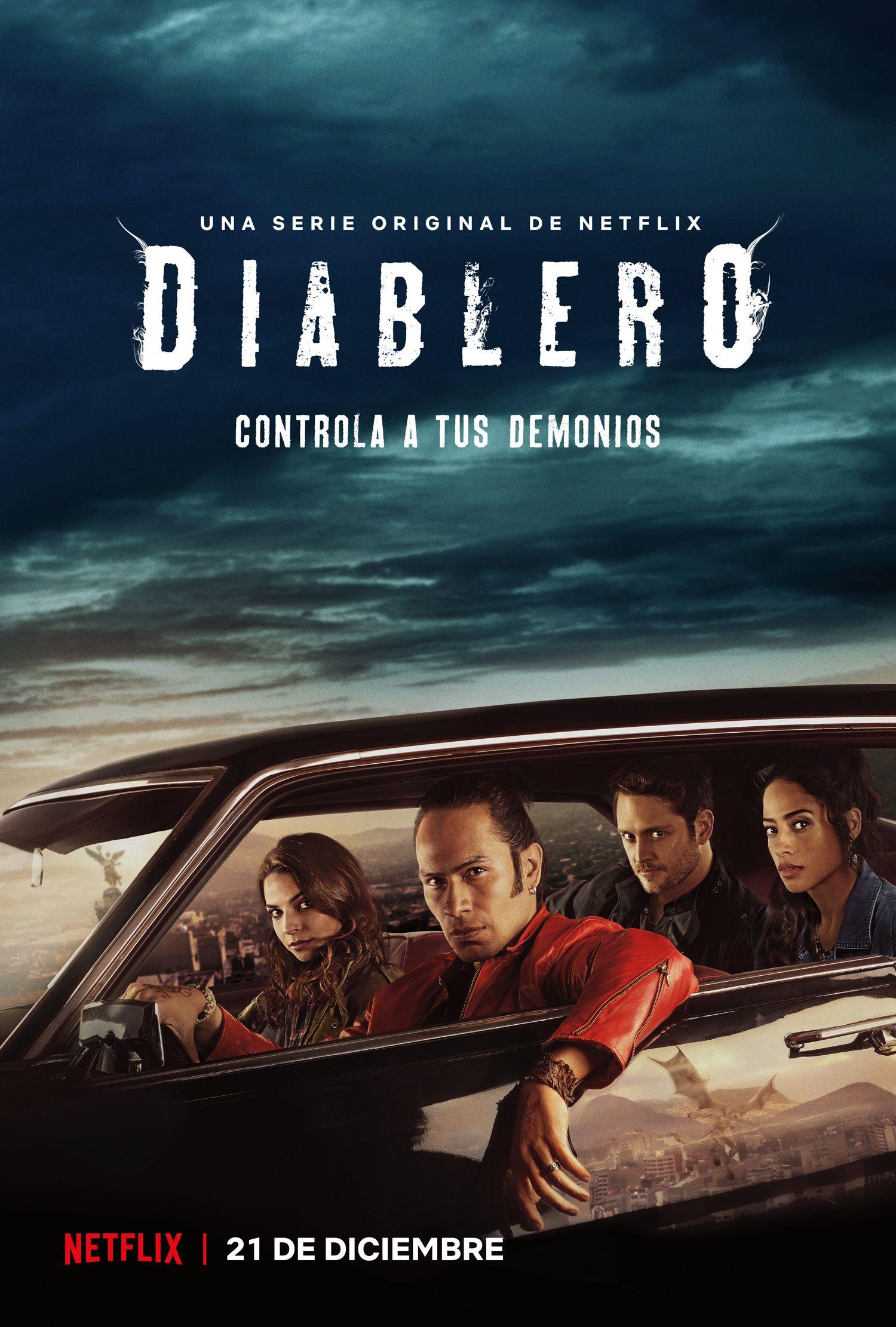Diablero Watch List In 2019 Movies Tv Series Season 1
