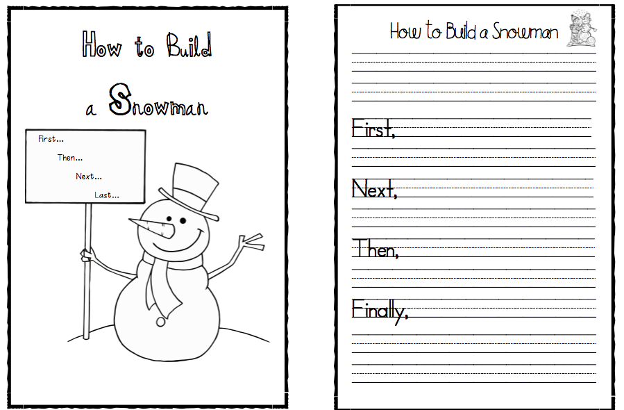 sequencing writing graphic organizer winter literacy lessons writing graphic organizers. Black Bedroom Furniture Sets. Home Design Ideas