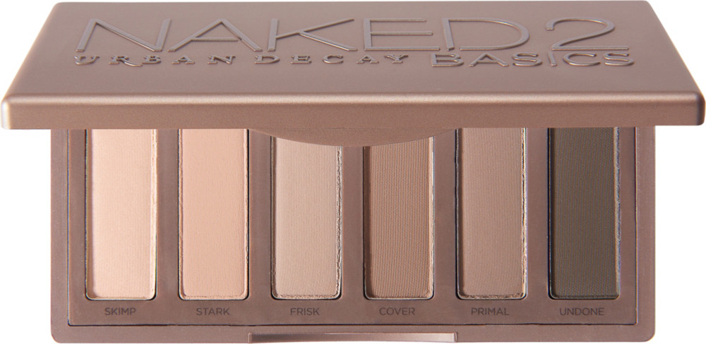 Naked2 Basics Eyeshadow Palette | Urban decay naked2, Naked2 ...