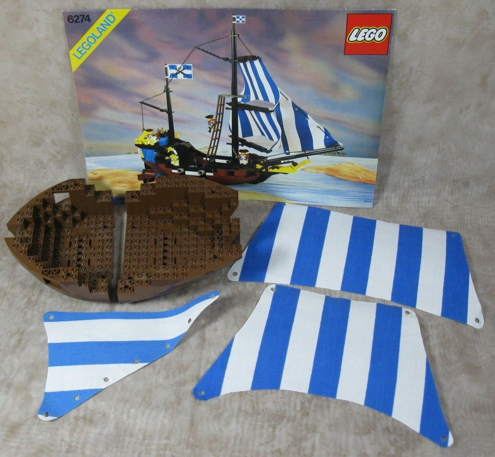lego pirate ship instructions 10405