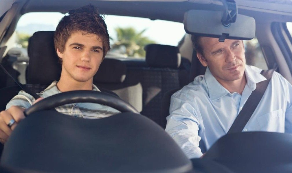Father's Day Tips for StepFathers Teenage driving, Step