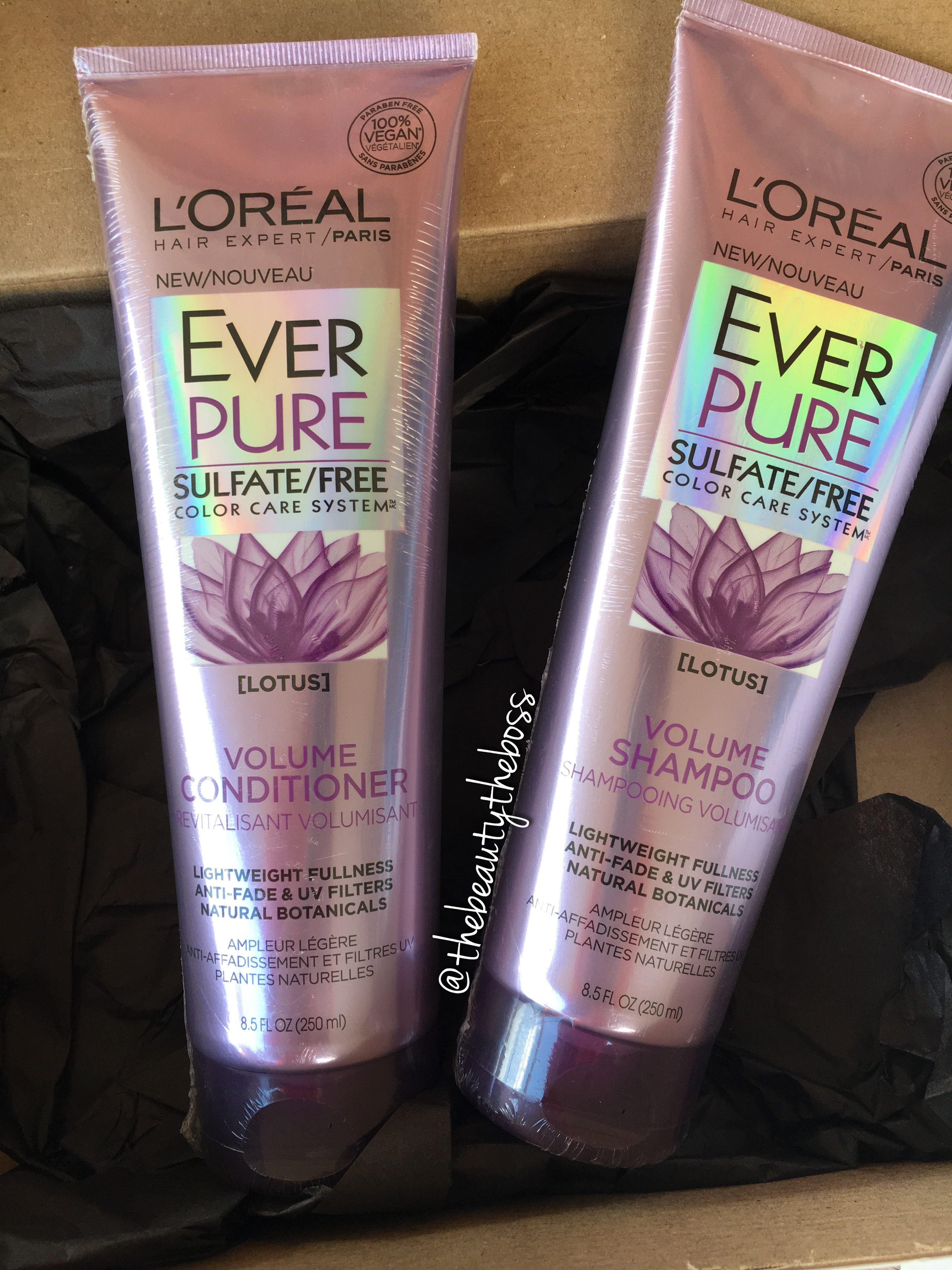 I received this product complimentary of #Influenster for testing purposes. #FreeYourHair #ad