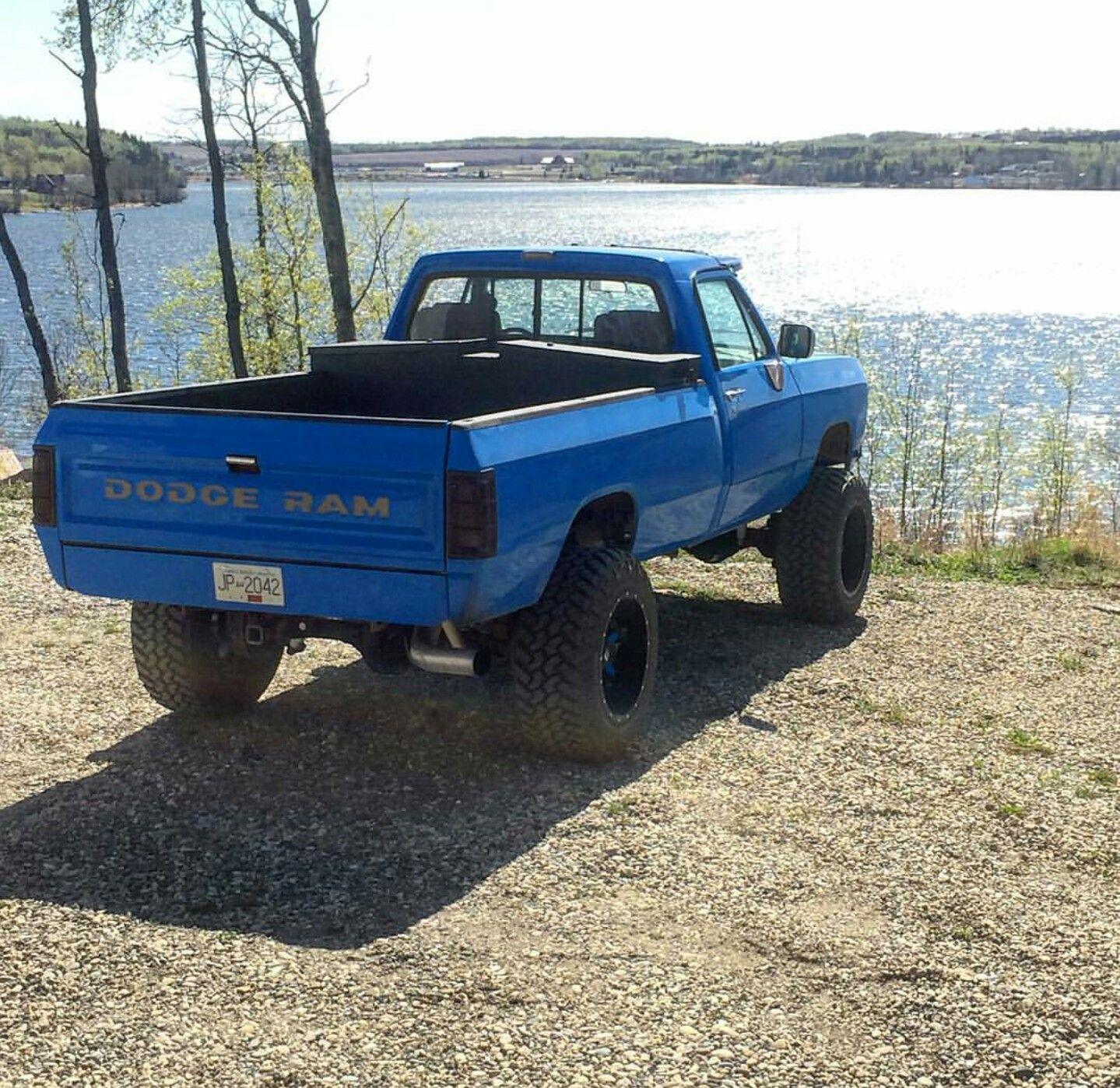 1st Gen Dodge Ram Trucks Pinterest
