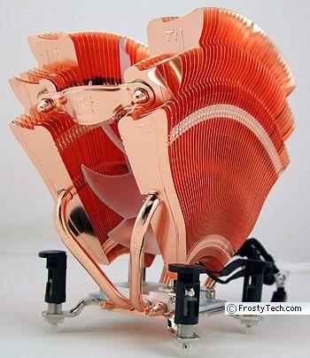 Thermaltake V1 Heatsink Review Frostytech Com Custom Computer