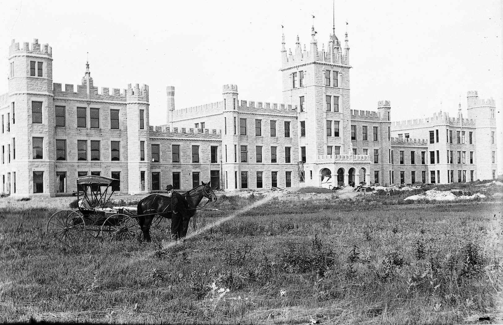 Northern Illinois Normal School Later Northern Illinois