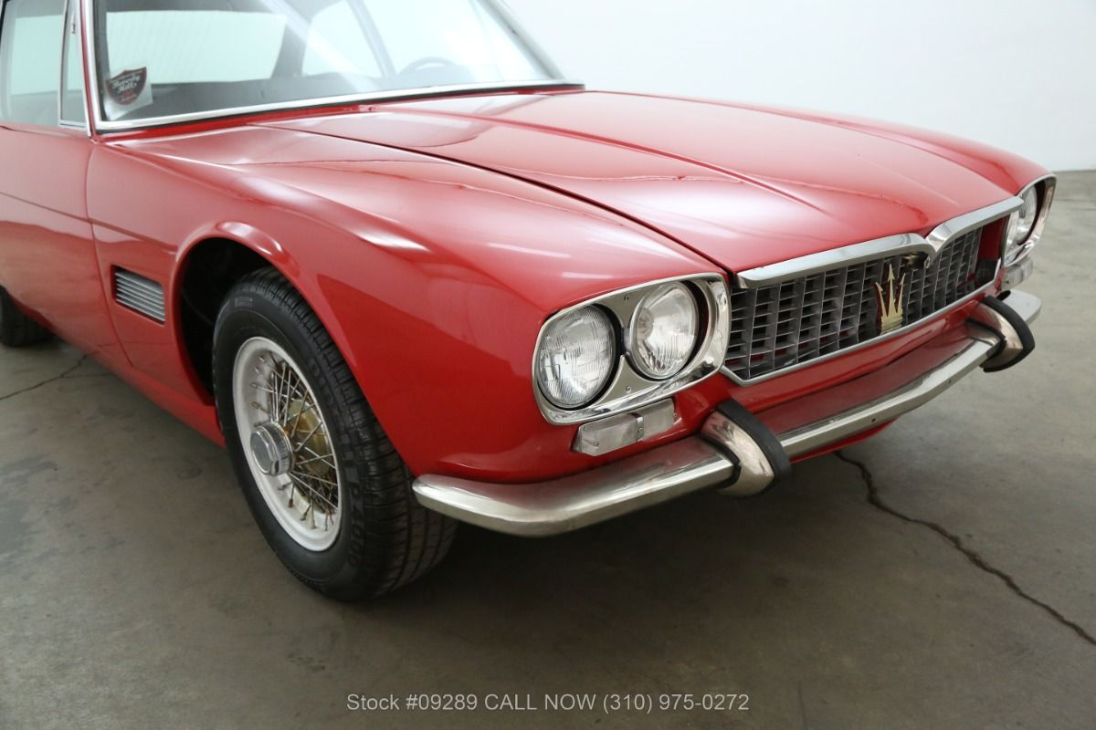 Used 1969 Maserati Mexico Coupe Los Angeles, CA