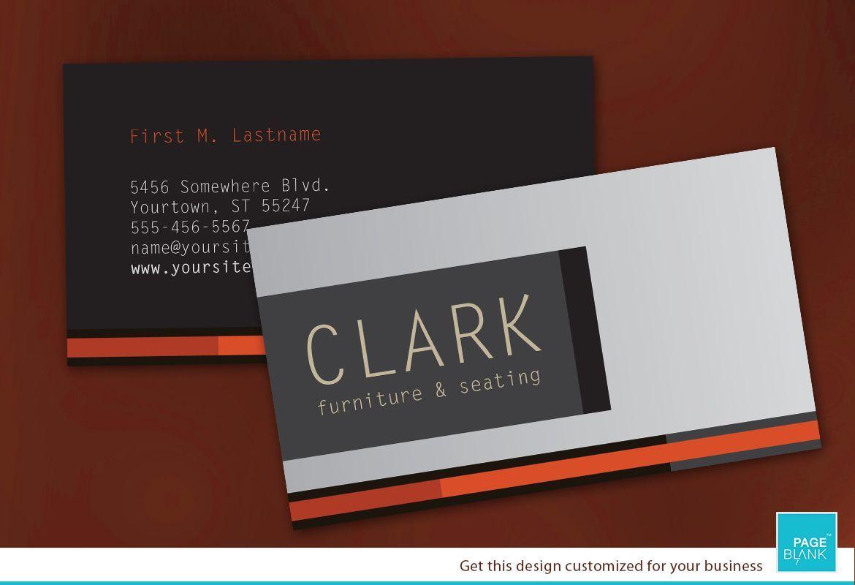 Einfache Visitenkarte Layout Vorlage Indesign Mit Foto Grün