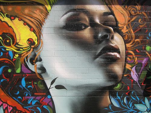 (29) Graffitis callejeros , Taringa!