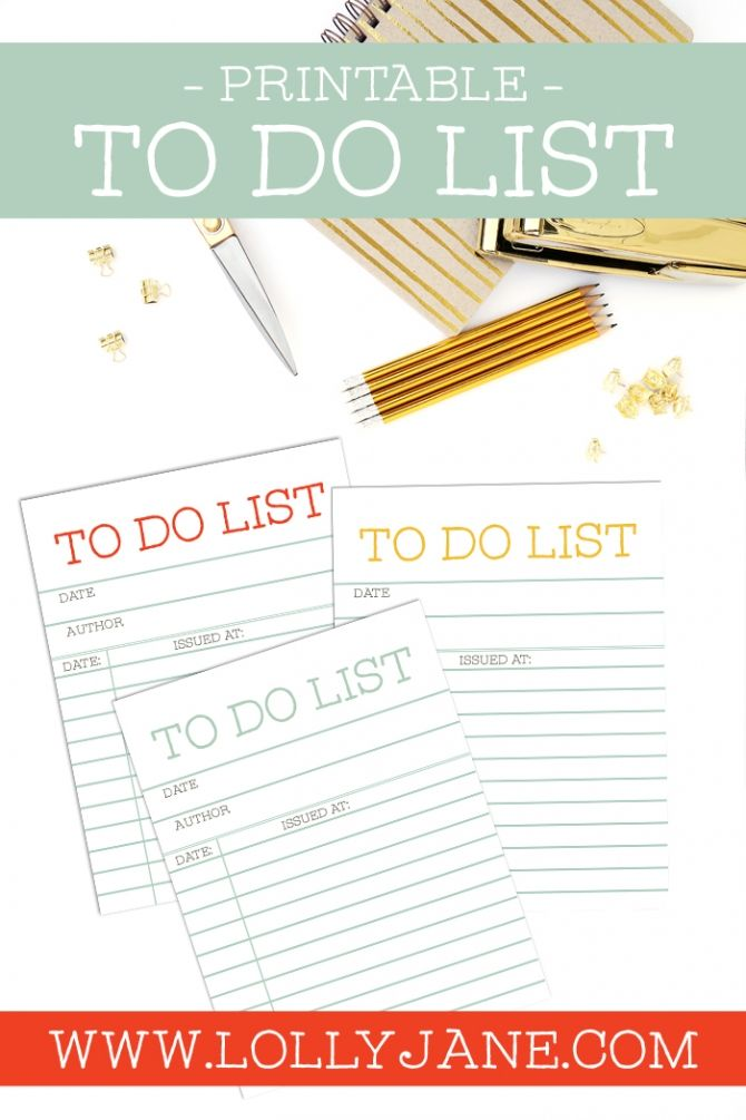 free library card printable to do list cute for back to school via paperellicom