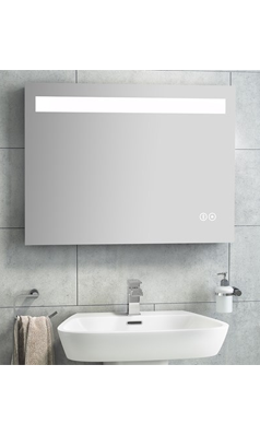 Vellamo Led Mirror With Touch Sensor Bluetooth 1200 X 600mm Led Mirror Mirror Led