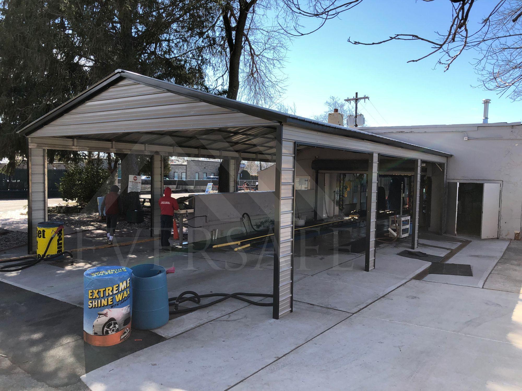 Metal Carports, Steel Carport kits, Car Ports, Portable