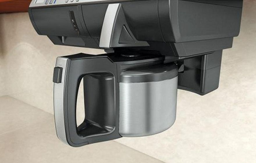 Under The Counter Cool Coffee Maker Gokitchenideas Com Under Cabinet Coffee Maker Coffee Maker Under Counter Coffee Maker