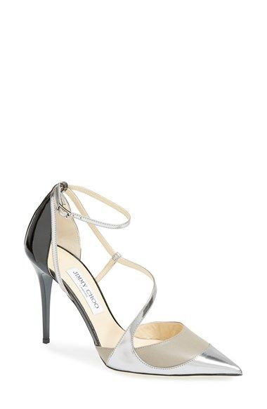 7f5109ee40d18 Jimmy Choo 'Mutya' Pointy Toe Pump (Women) available at #Nordstrom ...