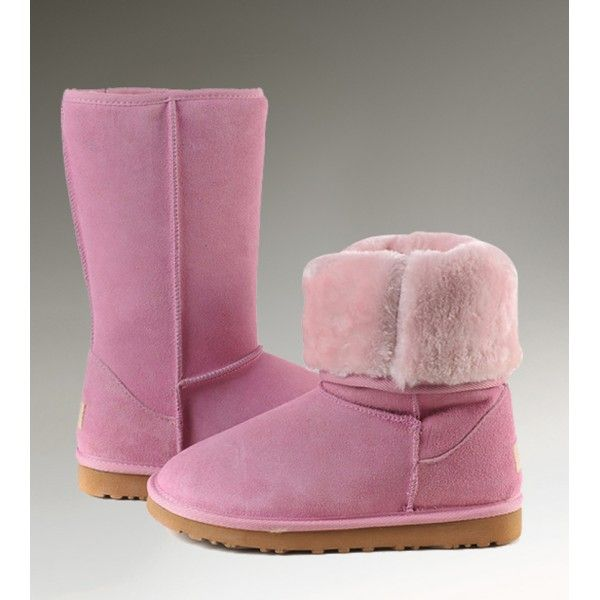 UGG Boots 5815 Classic Tall Pink Outlet Store