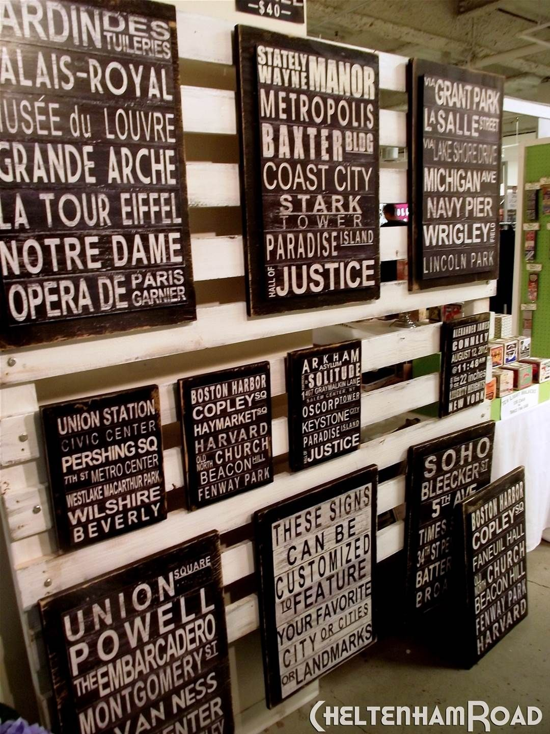 15+ Craft fair display ideas for signs info