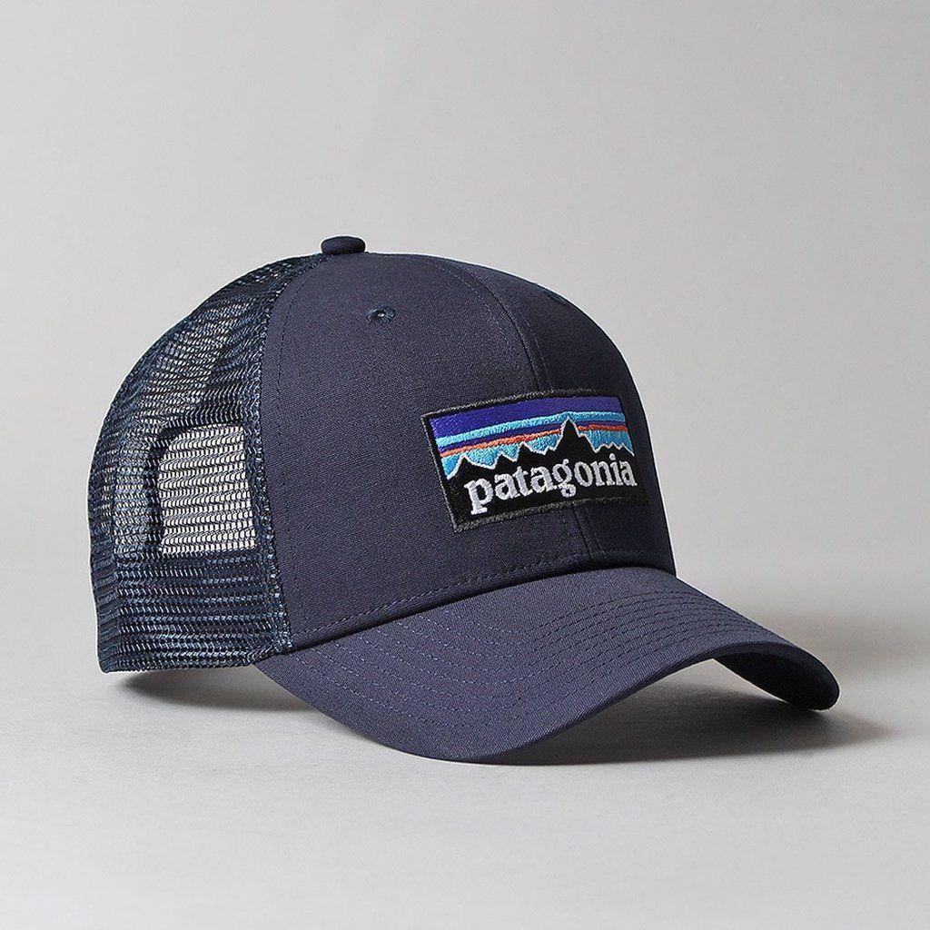 759878f5f27 Patagonia P-6 Logo Trucker Cap