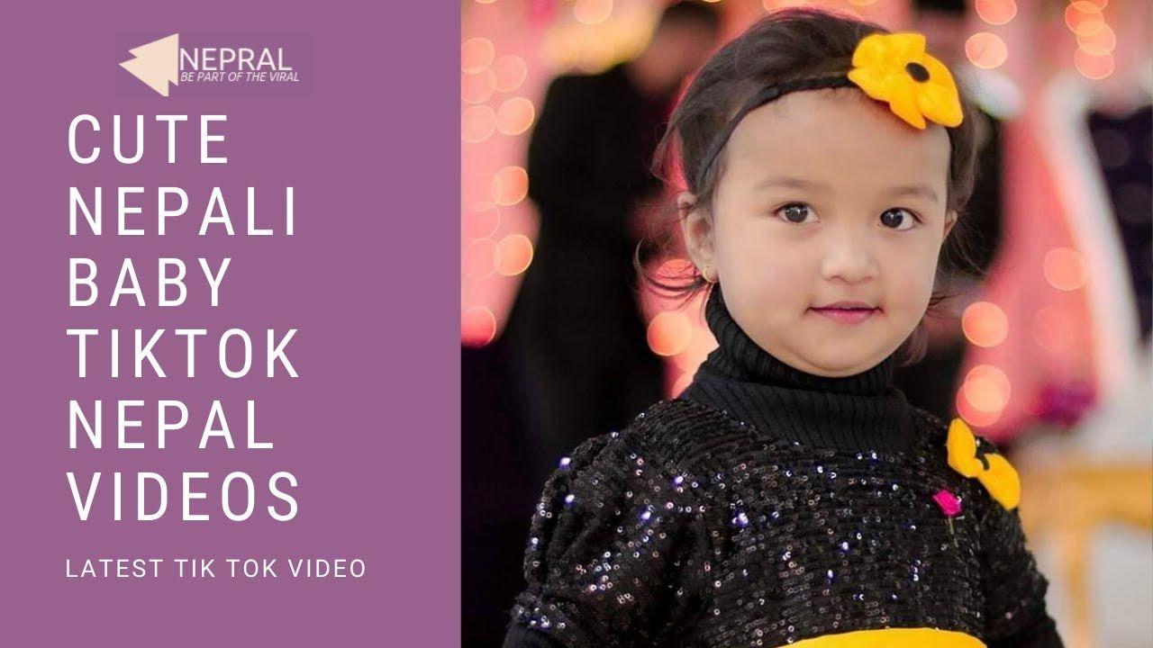 Cute Nepali Baby Tiktok Nepal Videos Latest Viral Tik Tok Video Latest Funny Videos Tik Tok Cute