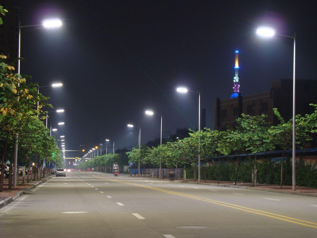 Para la iluminacin de una parte del majestuoso edificio obra del ledstreet light in foshan caihong road arubaitofo Image collections
