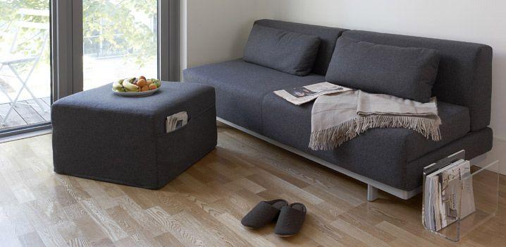 Awe Inspiring Clean Muji Living Couch Ottoman Acrylic Magazine Rack Bralicious Painted Fabric Chair Ideas Braliciousco
