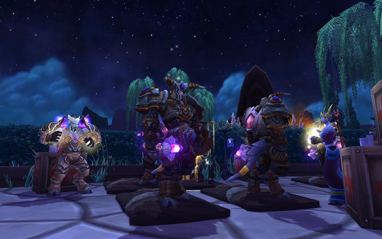World of Warcraft: Warlords of Draenor Gameplay - Game HD