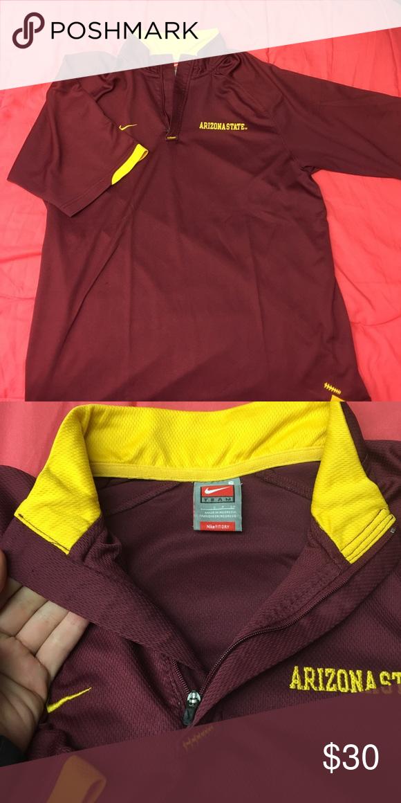 Nike ASU Sun Devil Polo/Golf Shirt Nike ASU Sun Devil Polo/Golf Shirt Nike Shirts Polos