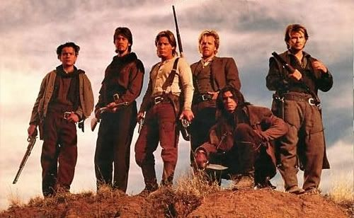 Only The Coolest Cowboy Cast Ever The Young Guns