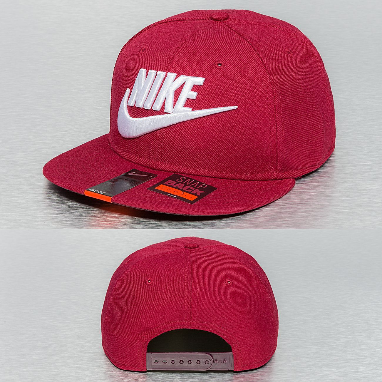 Nike Limitless True Snapback Cap Team Red White  2a78e02ce416