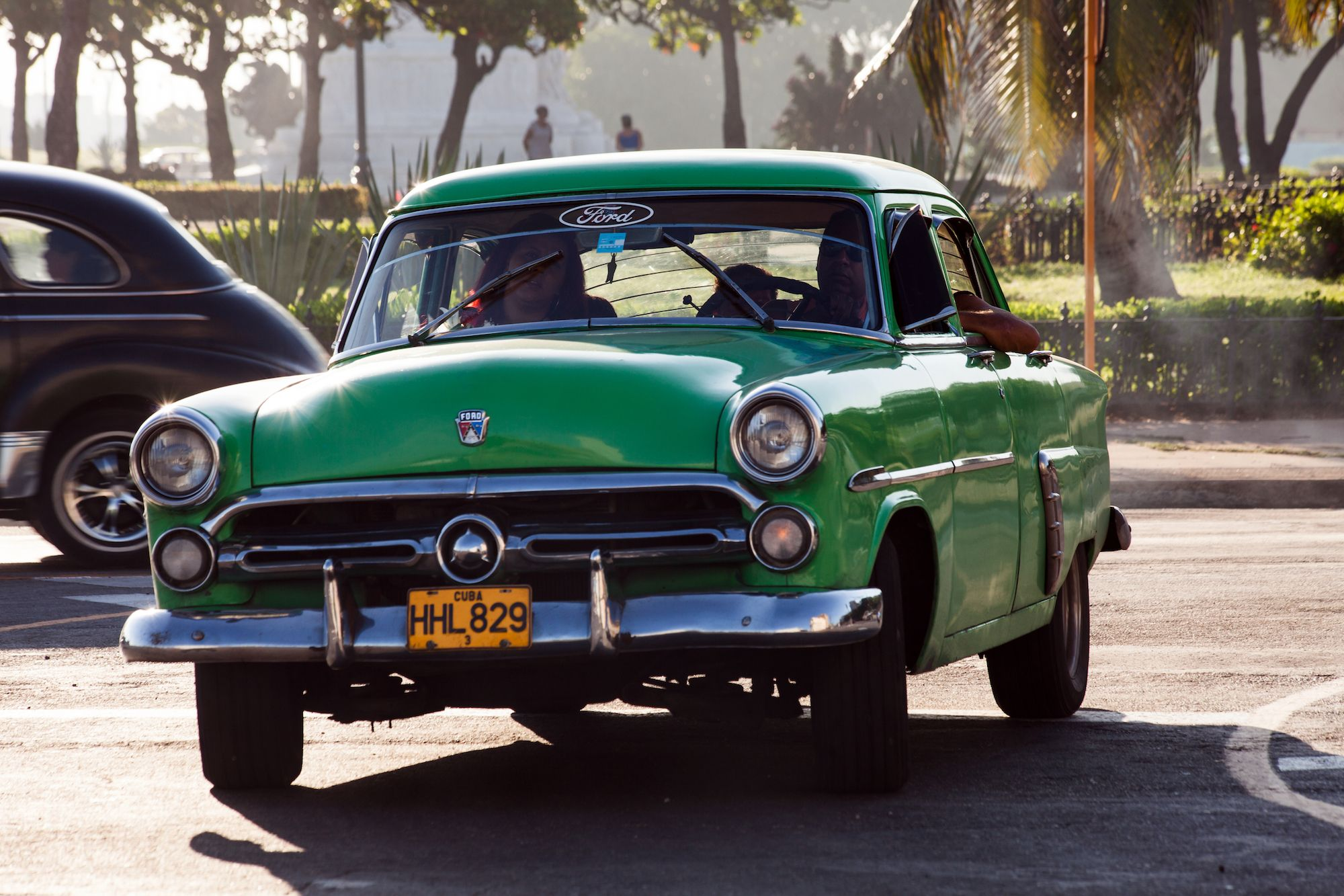 See The Famous Classic Cars Of Cuba In Person During Our Cruise - Famous classic cars