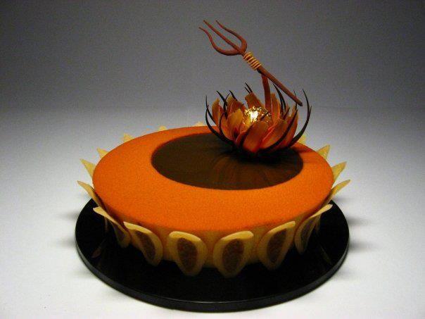 Entremet entremets pinterest desserts for Decoration entremet