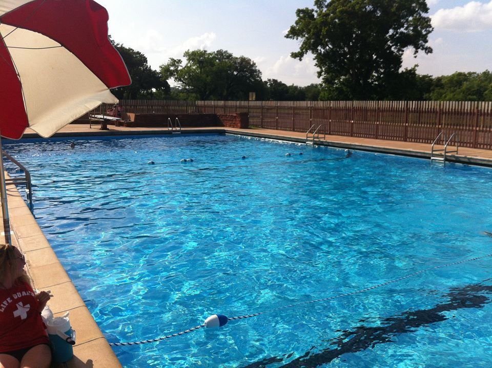 Abilene State Park Pool Come Out And Enjoy The Swimming Pool Normal Pool Hours Are 11 00 3 00 And 4 00 7 00 Closed On Mo State Parks Pool Swimming Pools