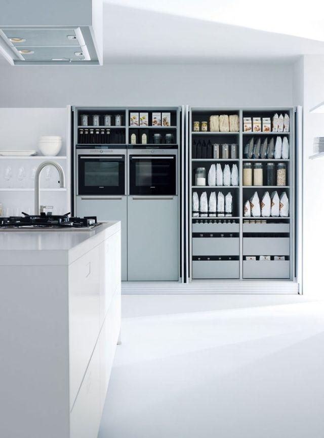 next125 küchen modernes design ausstattung stauraum kochinsel, Kuchen