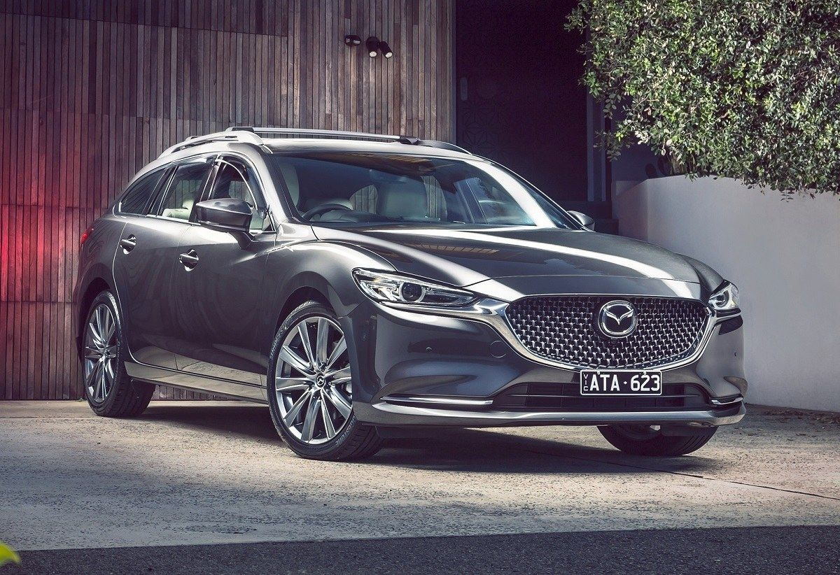New 2018 Mazda6 Gt Wagon Review Concept Mazda 6 Wagon Mazda 6 Wagon