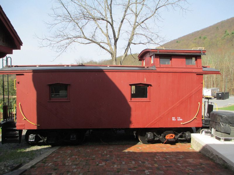 Sterling Rail - Caboose For Sale | cabooses and passenger