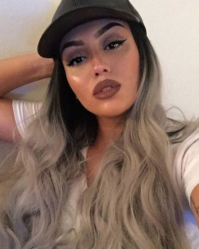 Butterfly Synthetic Lace Front Wig - UniWigs ® Official Site ombre ...