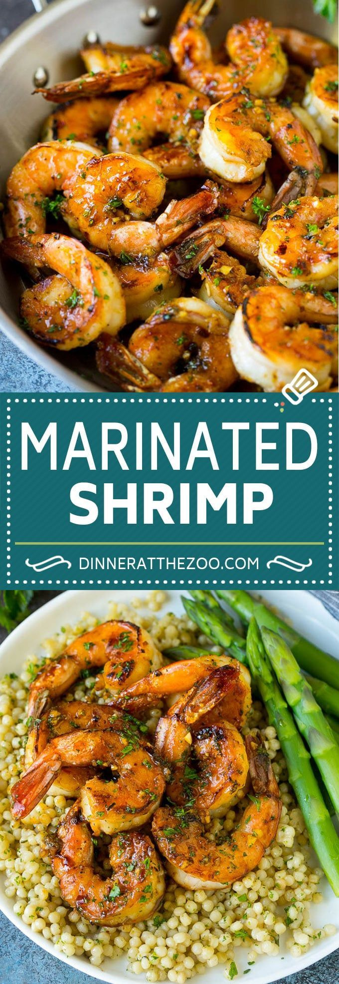 Shrimp Marinade - Dinner at the Zoo