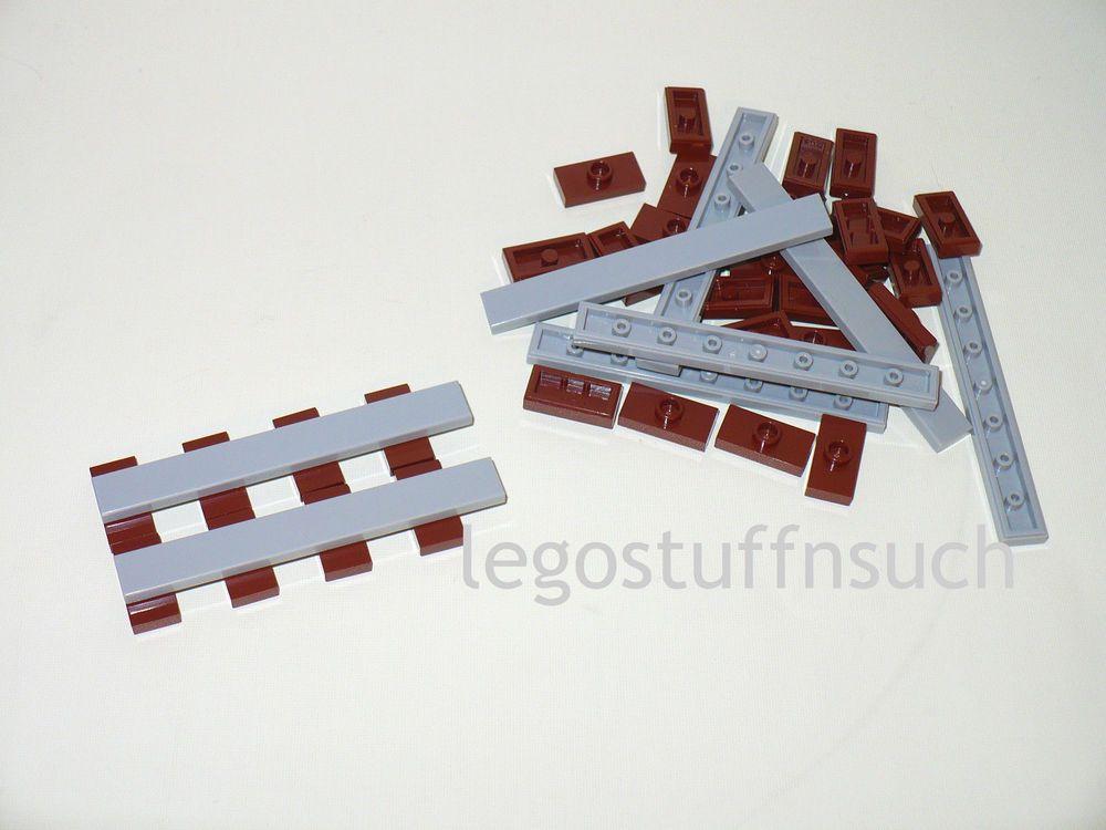 Details about NEW Lego® Minecraft Mine cart Train track mono