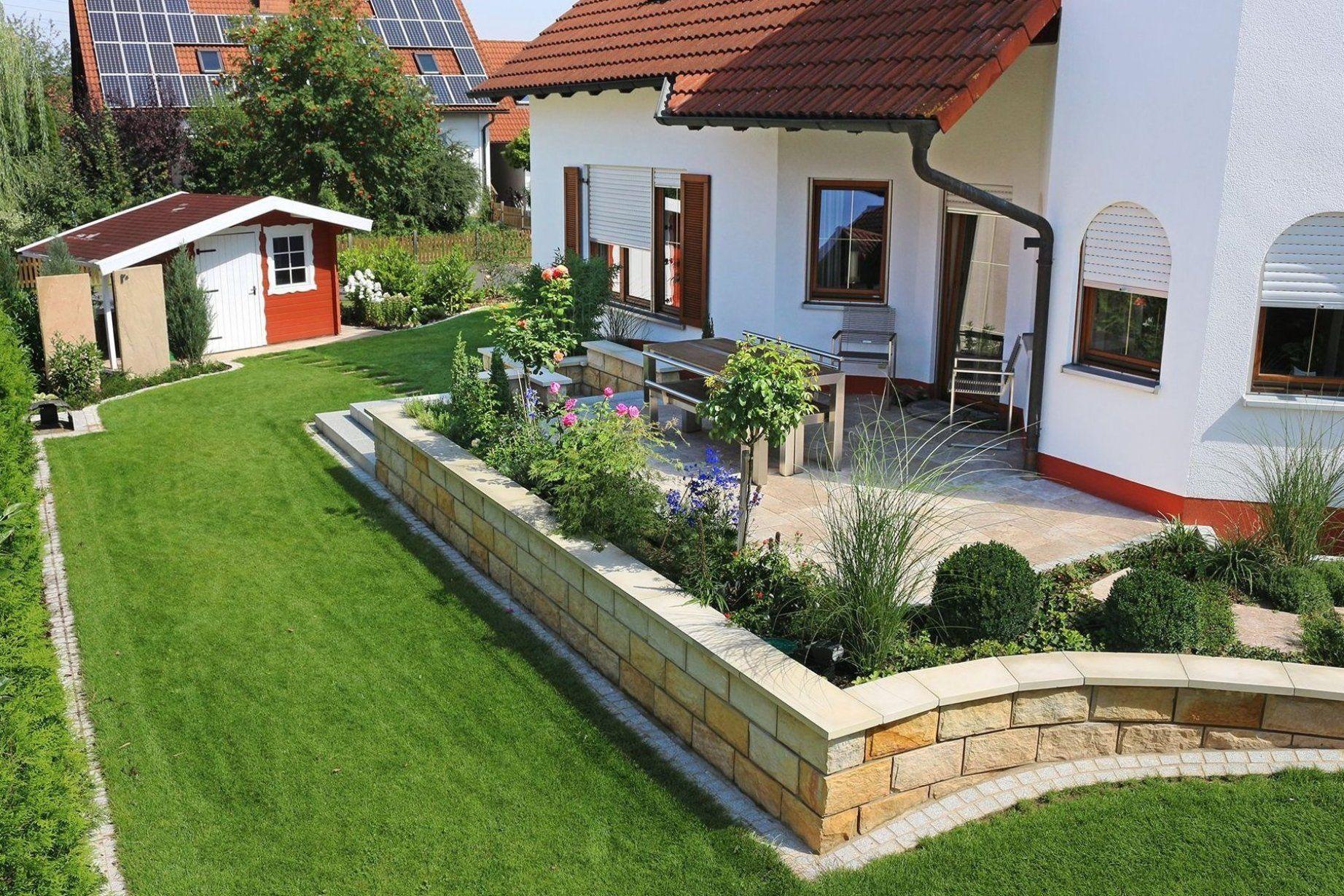 Gartenbau Der Gartenbaumeister Meisterbetrieb F R Entspannung Im Gr Nen Garten Gartenideen Gartendeko Gartenanlegen In 2020 Horticulture Patio Garden Paths