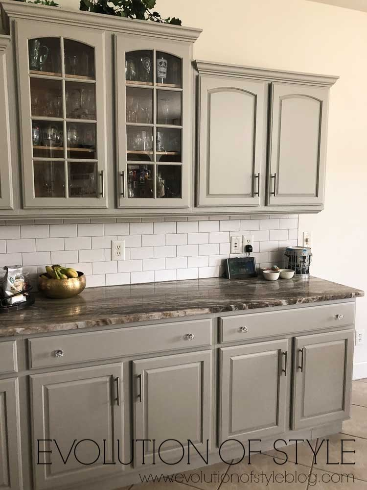 Mindful Gray Kitchen Cabinets