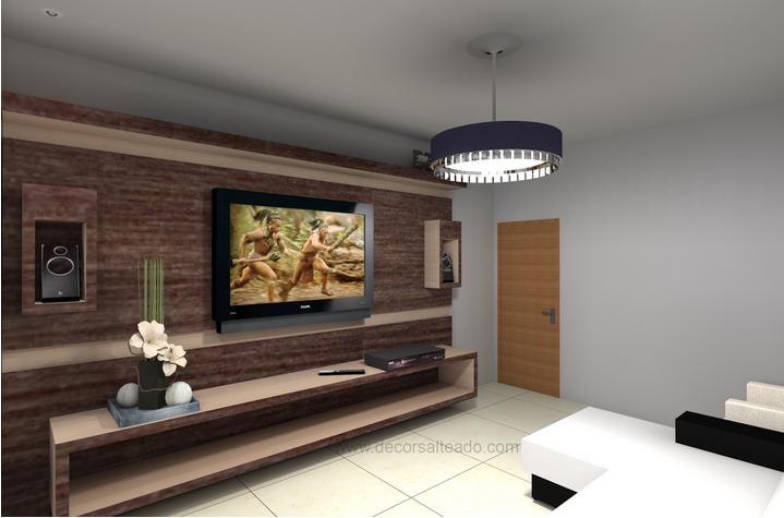 Decor Salteado   Blog De Decoração | Construção | Arquitetura | Paisagismo: Home  Theater U2013