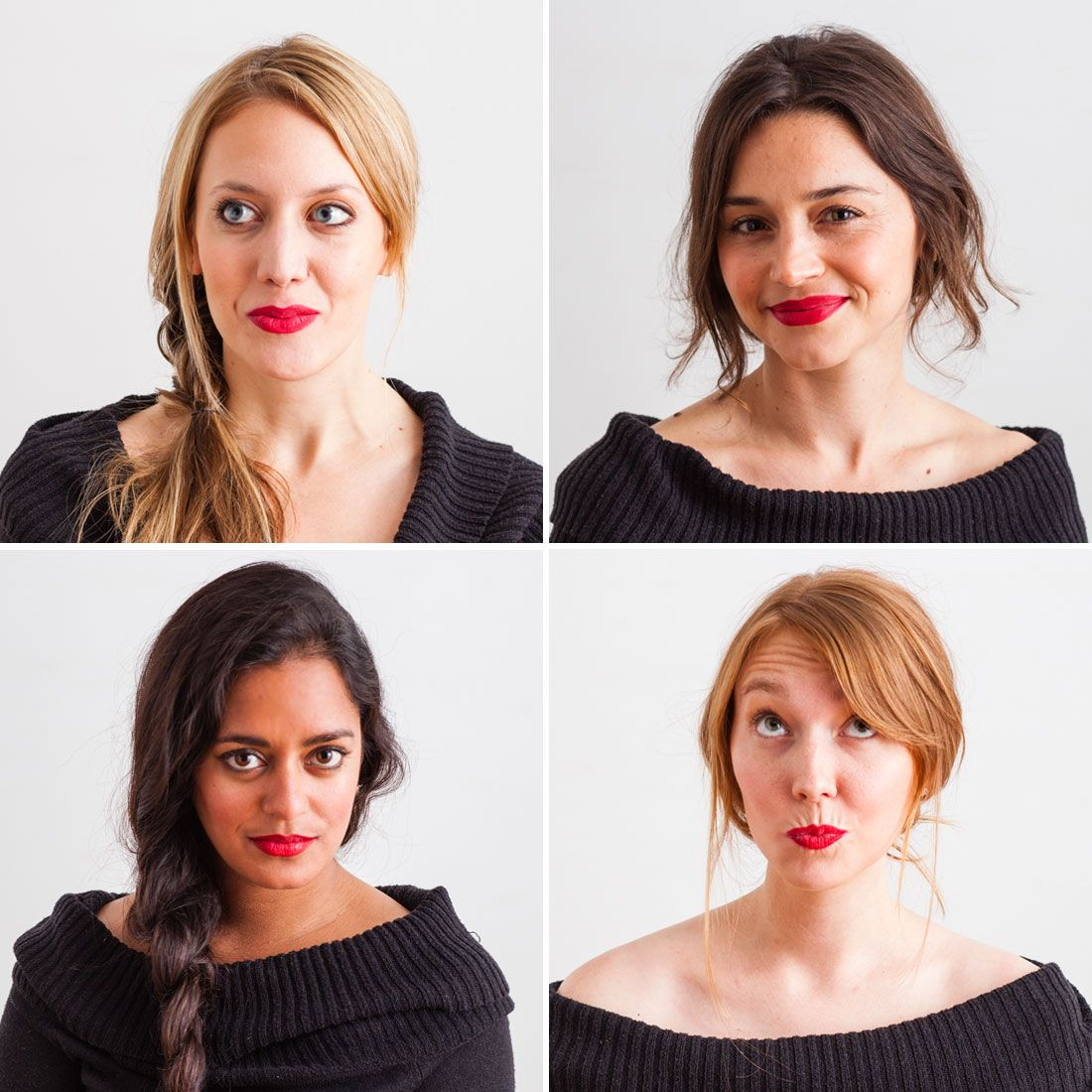 What Your Lipstick Says About Your Personality via Brit + Co.