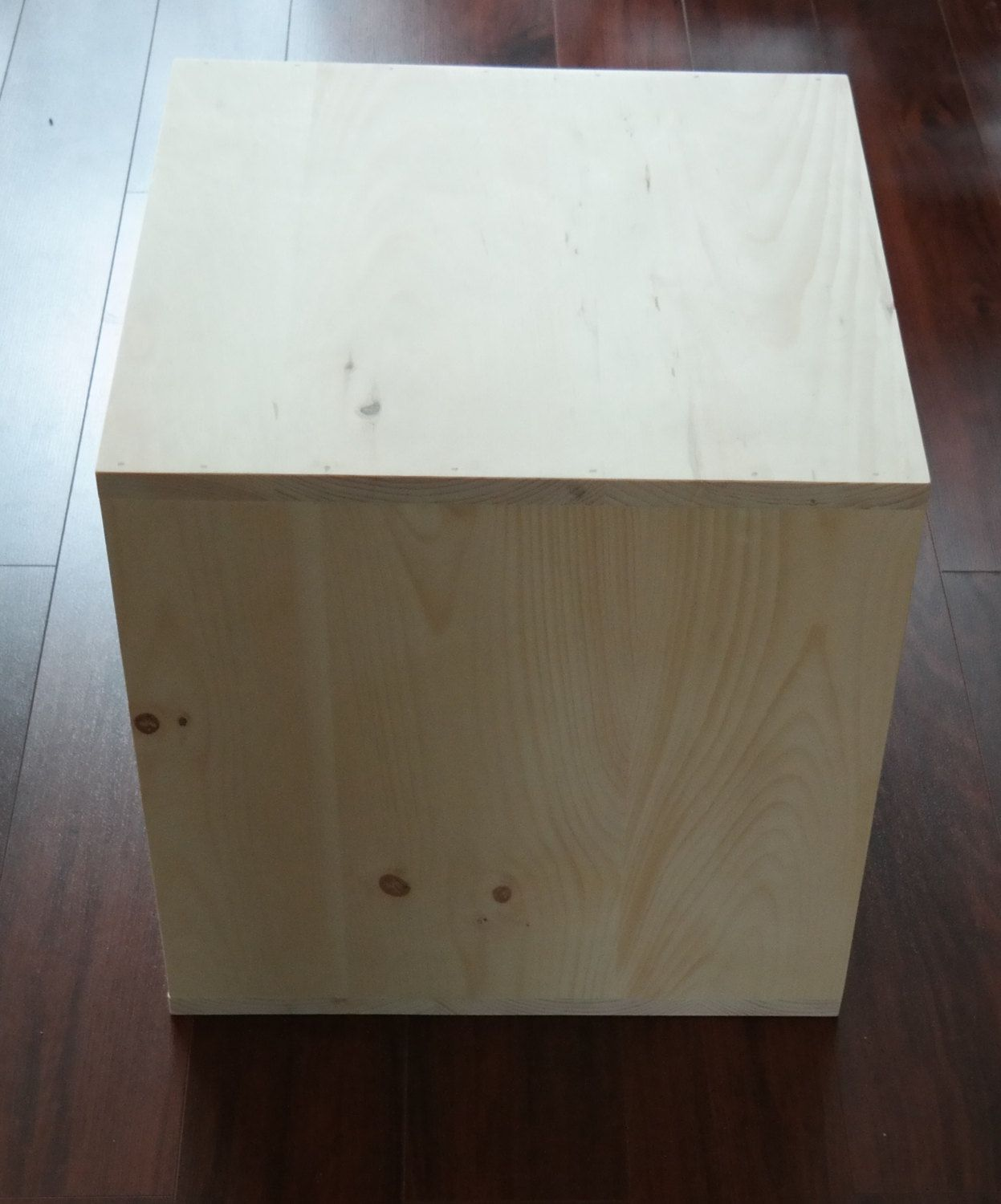 Unfinished Wooden Storage Cubes By Bearpondwoodworks On Etsy Cube Storage Wooden Storage Wooden Cubes