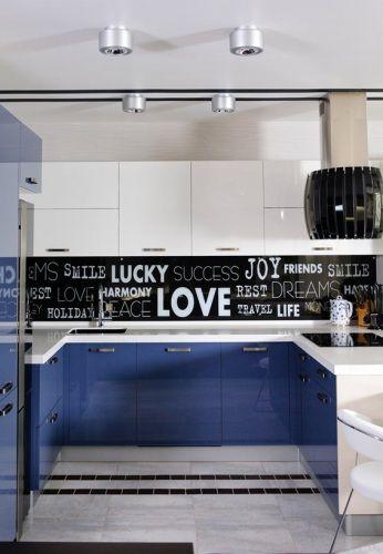 20 Diseños para Salpicaderos de Cocina Cocinas Pinterest House