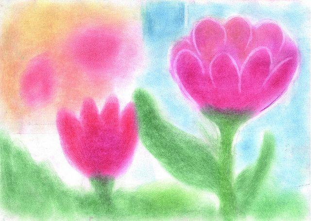 Blumen Seccorell Und Radierer Los Originales