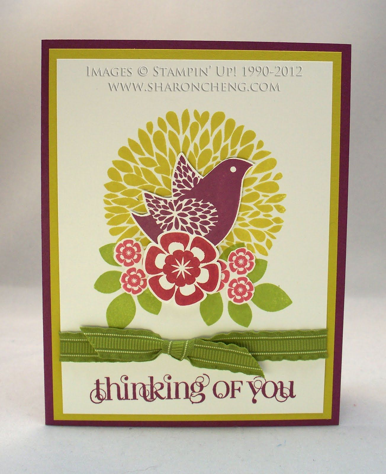 Sharing Creativity And Company Top 10 Reasons To Choose Stampin Up