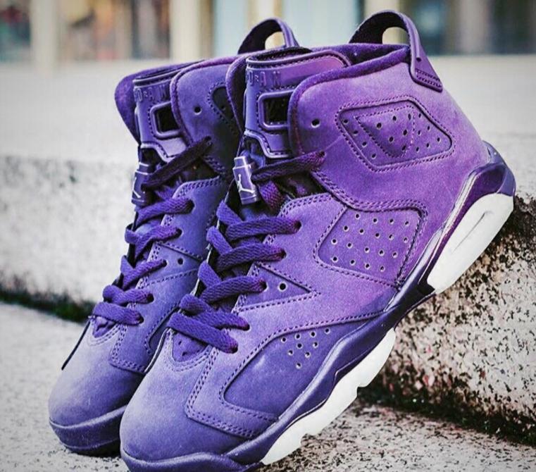 2eaedb3234b438 ... low price nike air jordan 6 retro gs purple dynasty purple white 543390  509 39029 7a4e3
