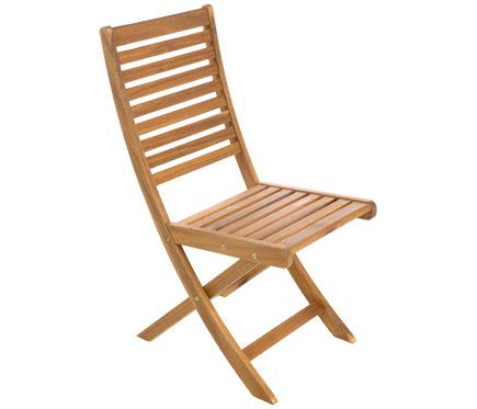 silla porto madera plegable