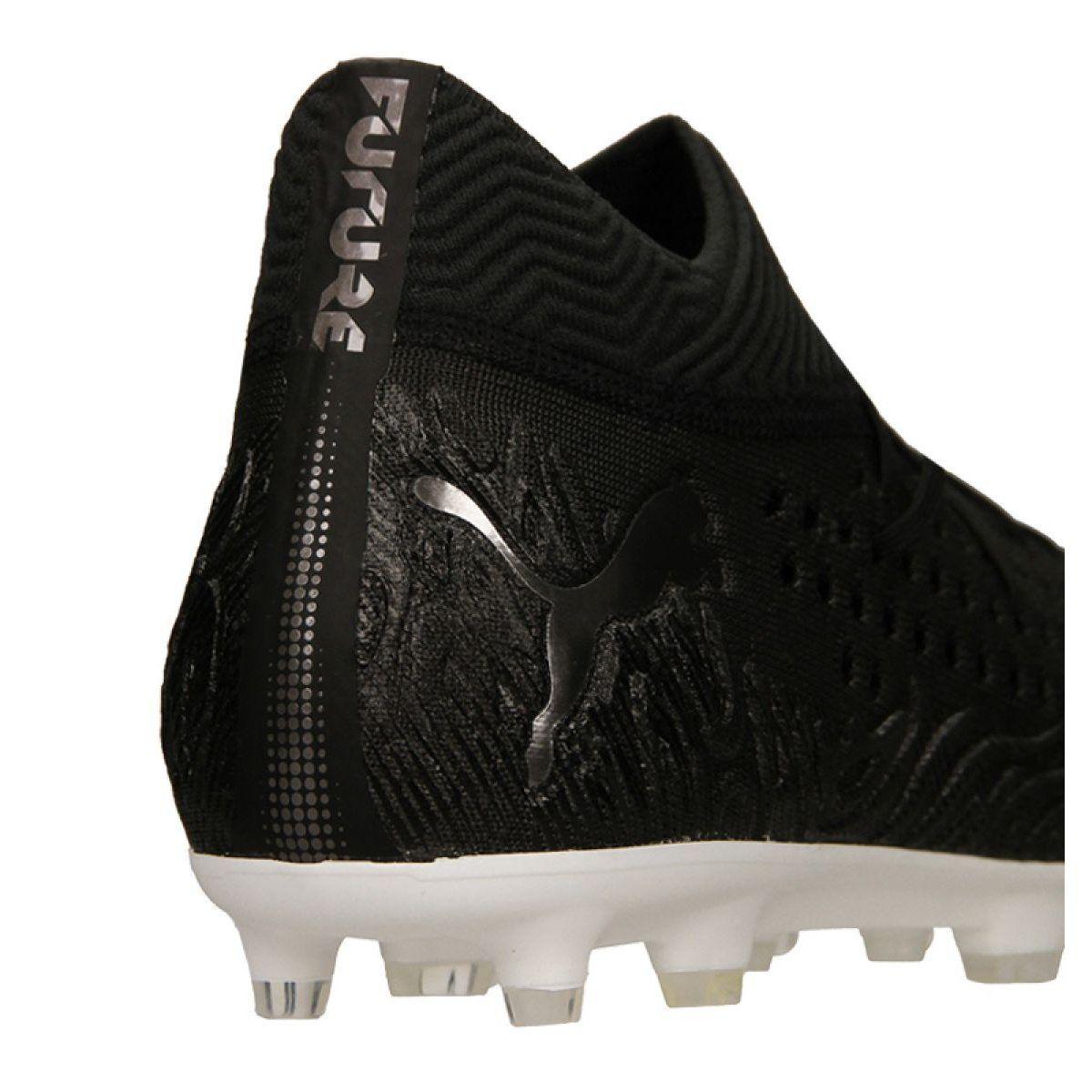 Buty Pilkarskie Puma Future 19 1 Netfit Fg Ag M 105531 02 Czarne Czarne Black Boots Football Boots Boots